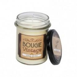 Bougie vintage vanille des...