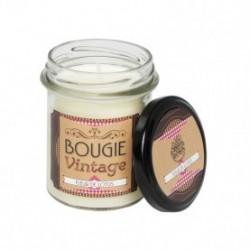 Bougie vintage lotus 150ml