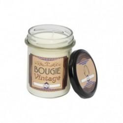 Bougie vintage ambre 150ml